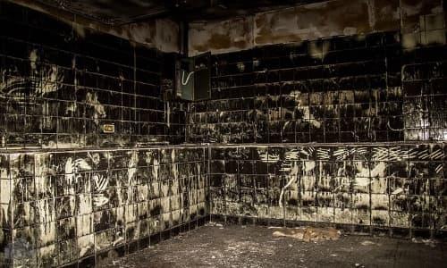 Brandschadenbeseitigung Keller