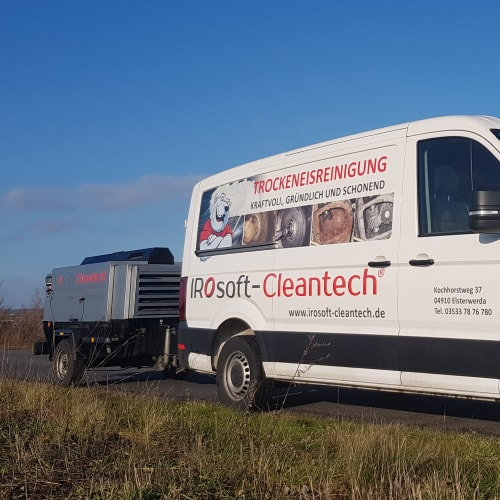 IROsoft Cleantech - In Europa unterwegs in Elsterwerda zu Hause
