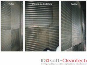 Reinigung von Kühl- oder Heizregister